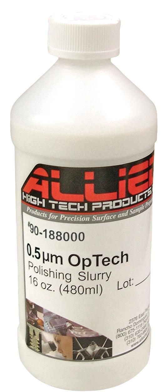 Optech Polishing Slurry 0 5 Micron