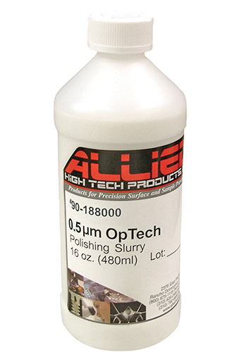 OpTech Polishing Slurry - 0.5 micron