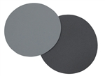Silicon Carbide Plain Back Discs - 12""