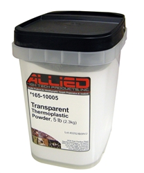 Transparent Thermoplastic Powder