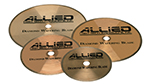 Wafering Blades - Diamond Metal Bond