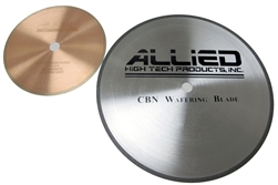 Wafering Blades - CBN Bond