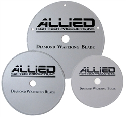 Wafering Blades - Plated