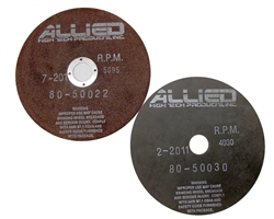 Abrasive Cut-Off Blades - 09""