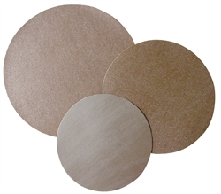 Dia-Grid Diamond Discs - Metal Plated - 10""