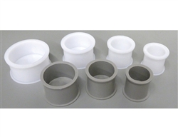 Mounting Cups - 2-Part