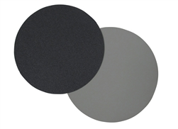 Silicon Carbide Plain Back Discs - 10""