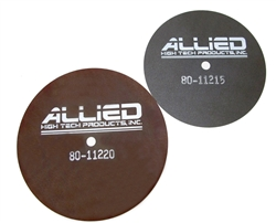 Wafering Blades - Solid Core - Rubber Bond